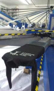 T-Shirt Druck für Vereine